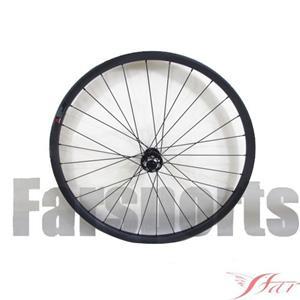 29er Mountain Bike Wheels 30mmx30mm With Novatec Disc Hub 28H/28H