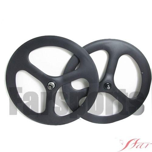 3 Spoke Track Wheel Fixed Gear