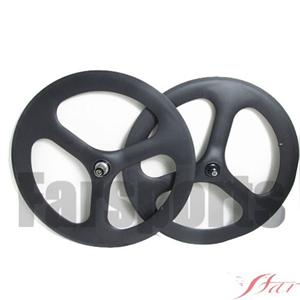 3 Spoke Track Wheel Fixed Gear