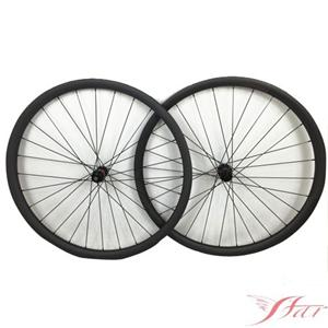 700C carbon fiber mountain bike wheels 29er mtb 30mmx30mm with boost hub