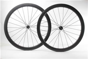 FSC45CM-28T-DSL Farsports gravel wheels 28W*45D carbon wheels Disc brake road tubeless