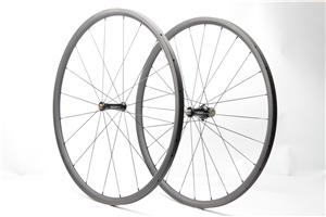 Far Sports 25mm Ultralite 810g tubular wheelset with Extralite hub+Sapim Super spoke!