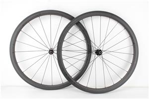 Far Sports carbon road clincher wheels 38mm x 25mm UCI approved