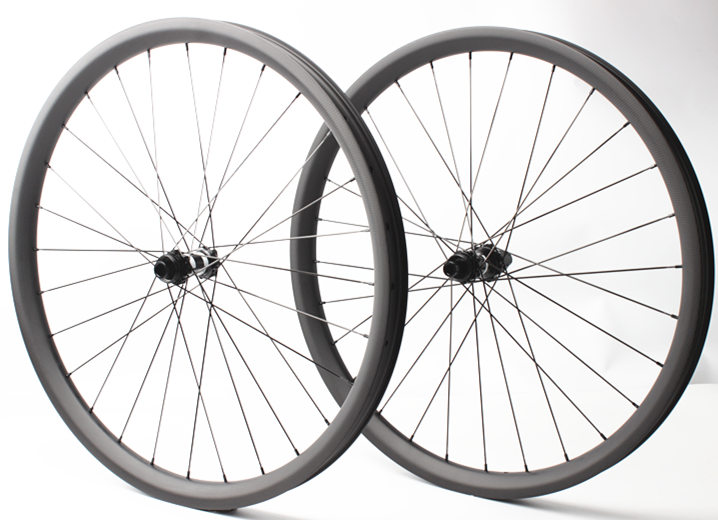 FS29C/T-30-22SL 2018 Ultralight Asymmetric MTB carbon wheels 29er Hookless wheels
