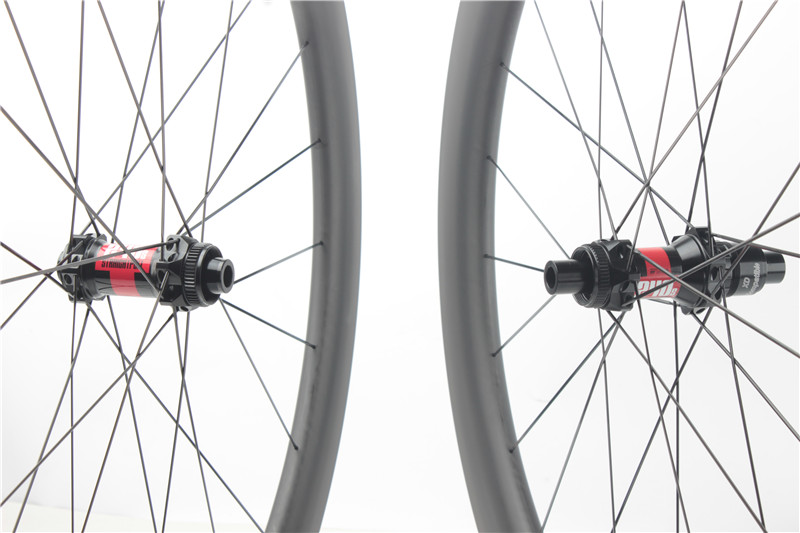 gravel bike wheel