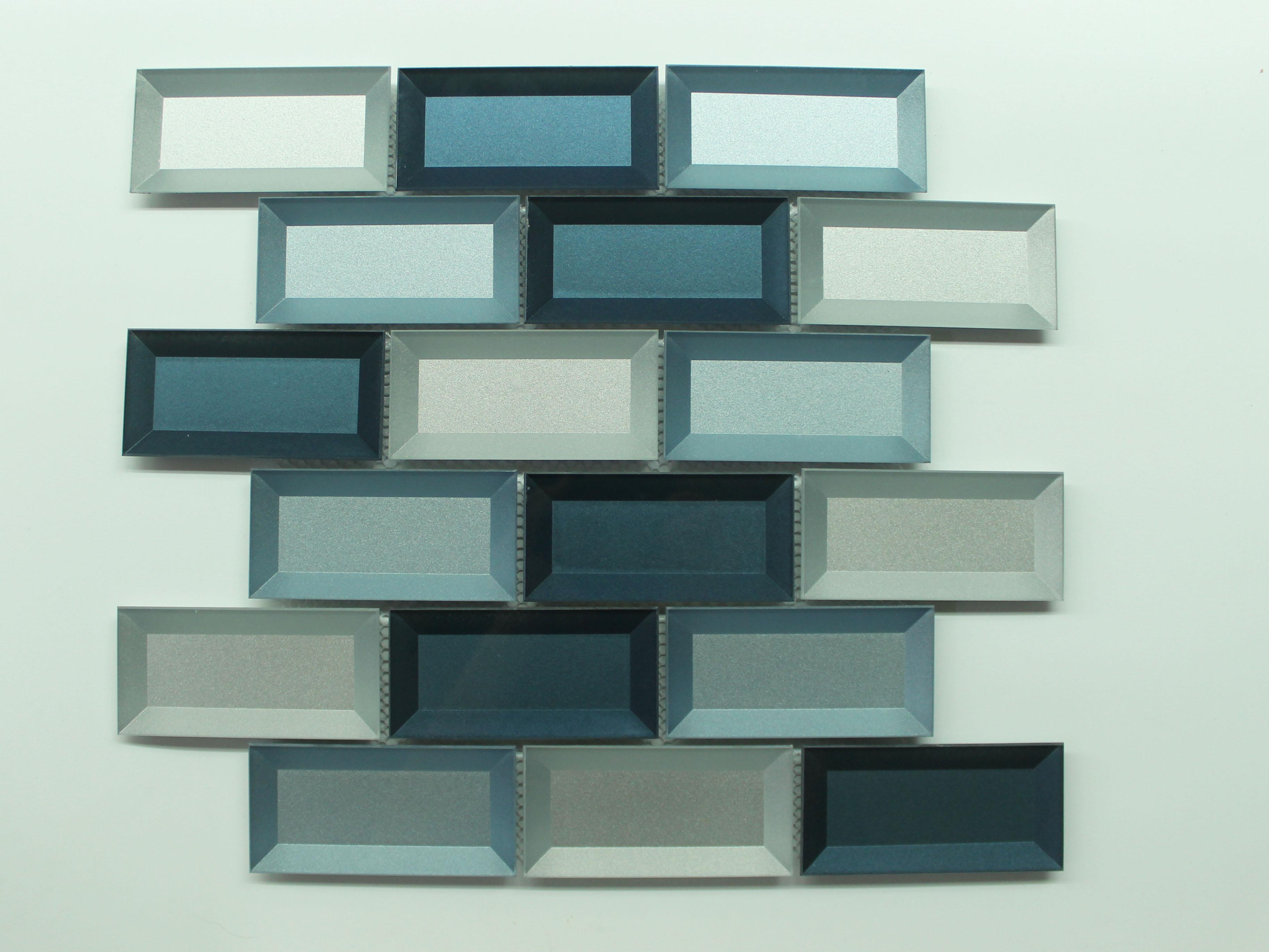 Piastrelle A Mosaico Per Bagno piastrelle per bagno in mosaico di vetro,prezzo basso