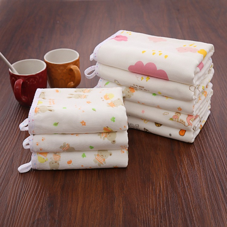Baby Muslin Washcloth