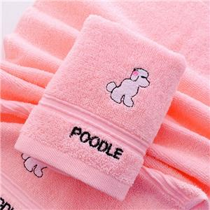 Embroidery Face Towel