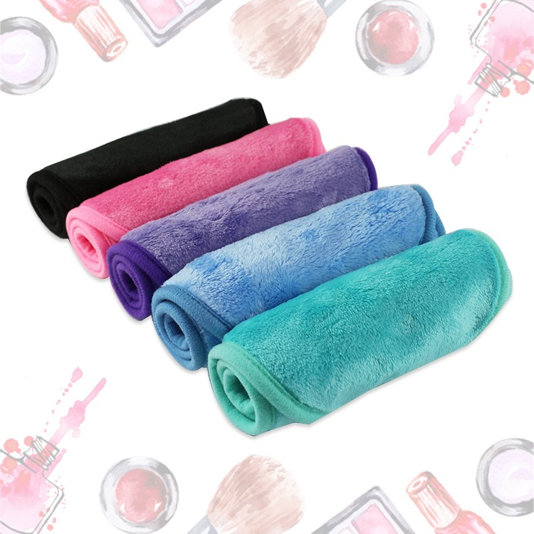 Colorful Makeup Remover Towel