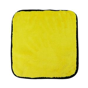 850GSM microfiber car plush cleaning dry towels