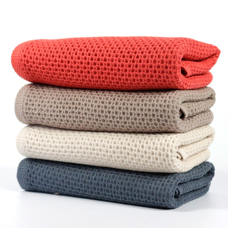 honeycomb cotton towel unisex face towel