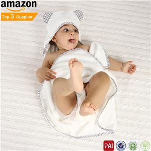 Extra Soft Bamboo Hooded Product Hooded Baby Towel