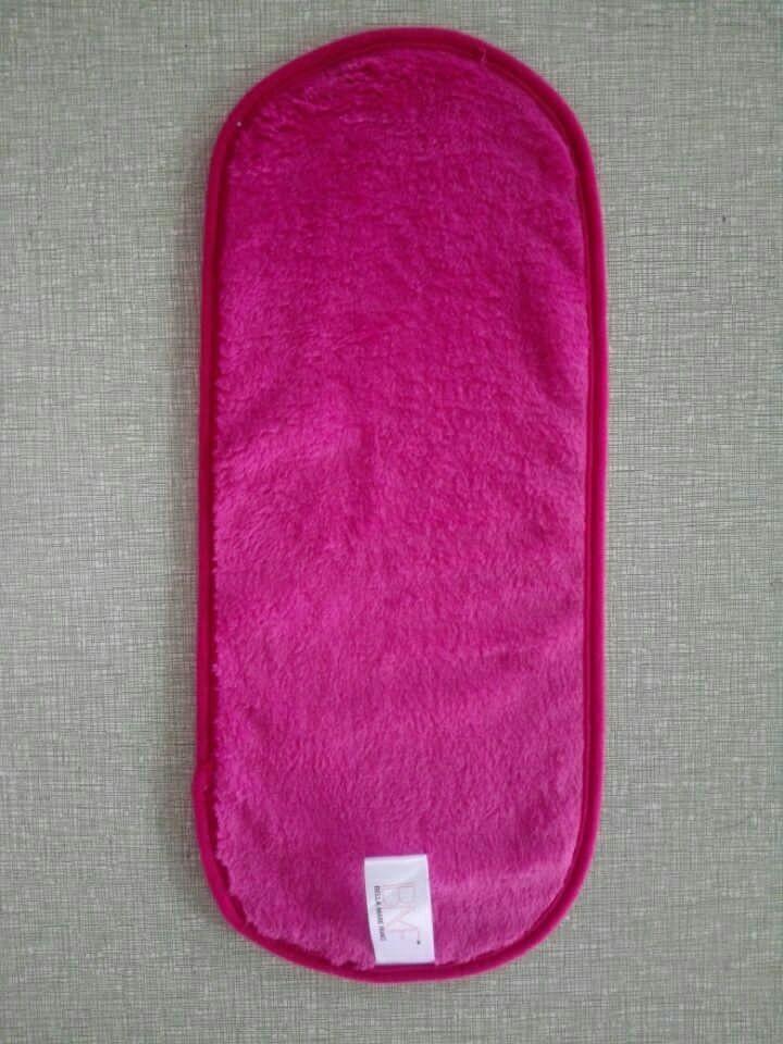 Colors makeup remover towel cloth