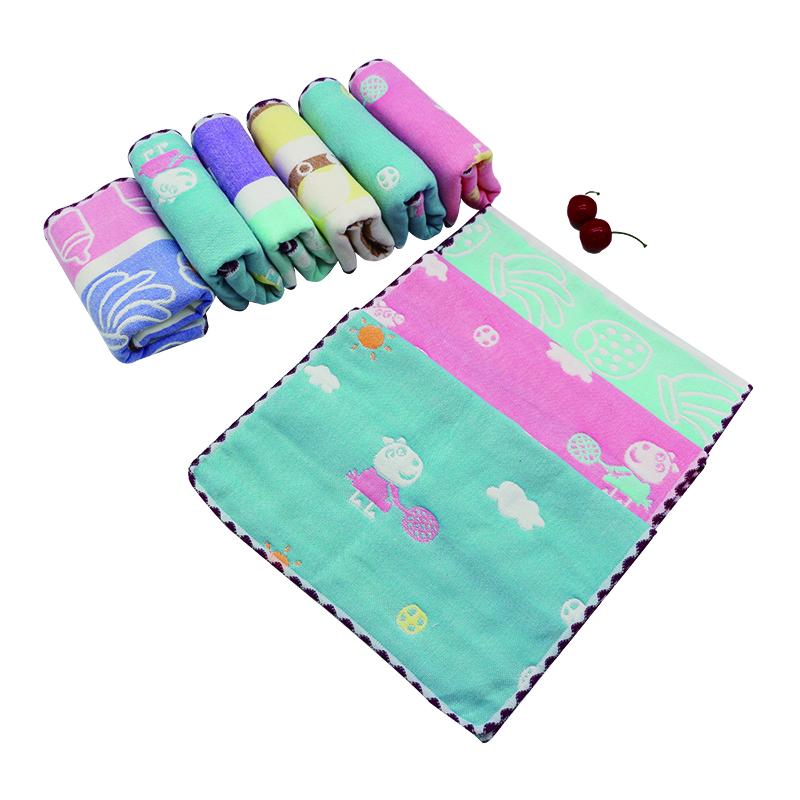 Jacquard Towel Gauze Towel