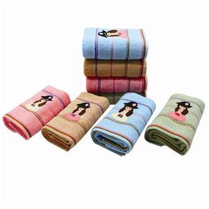 fashion style cotton face towel