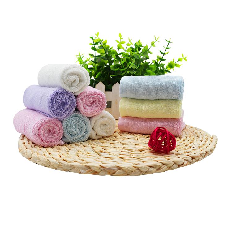organic bamboo terry washcloths baby face towel