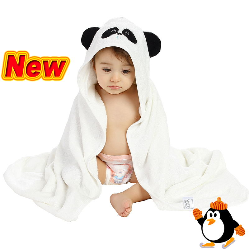 extra soft baby hooded towel