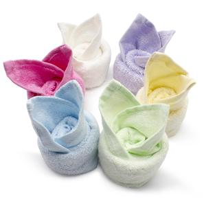 Bamboo Baby Washcloth