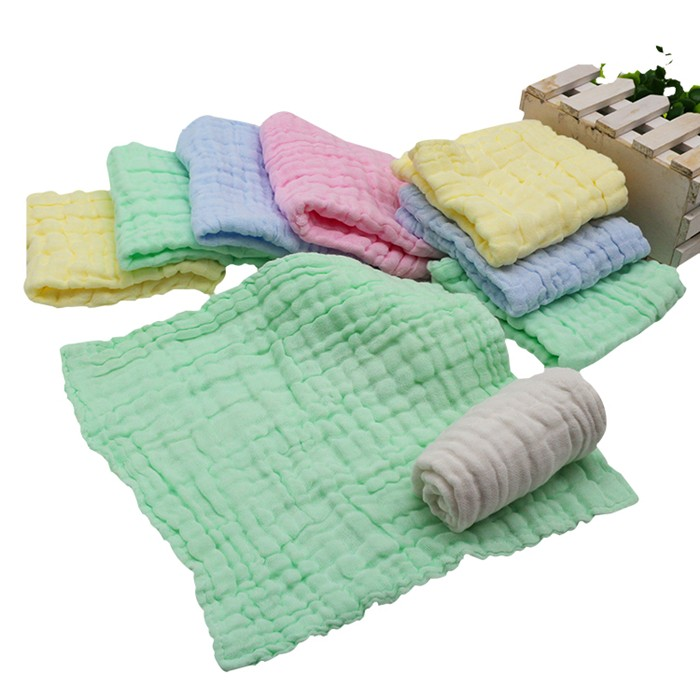 100% organic cotton muslim washing cloth