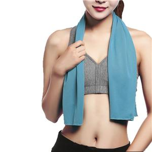 Functional sport towel microfiber cooling towel