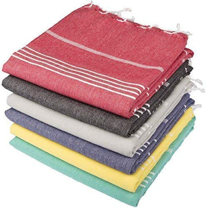 Turkish Cotton Beach Towels