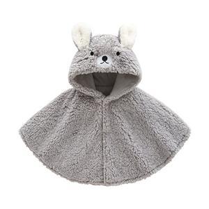 Manufacturer wholesale soft comfortable baby lamb cloak