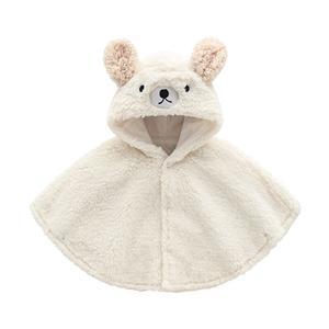 Cotton soft comfortable baby lamb cloak