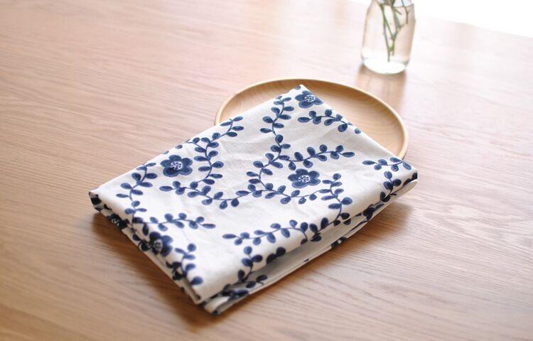 Beat quality custom logo printed cotton tea towel