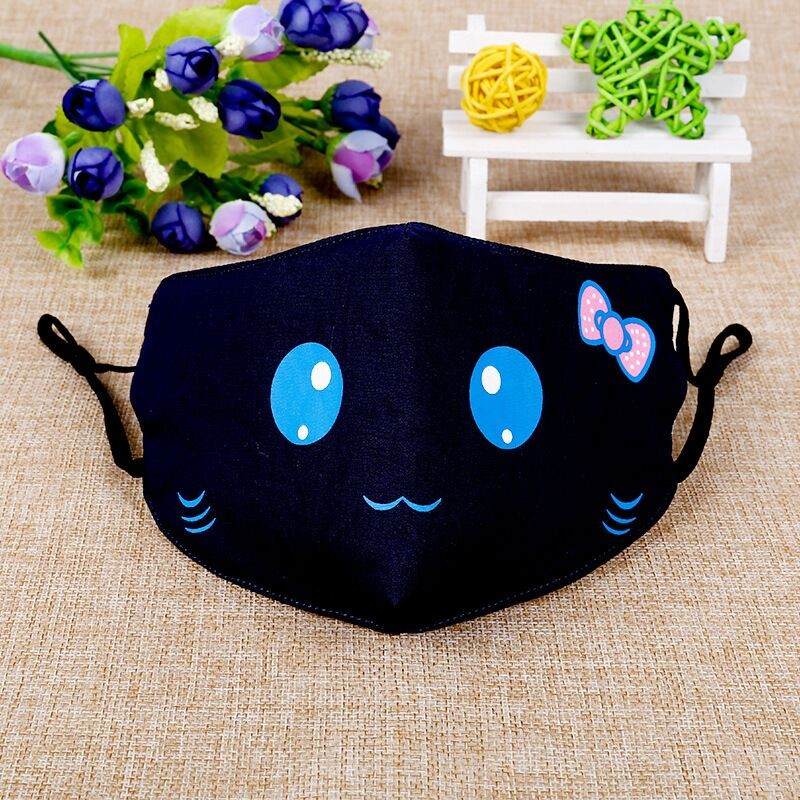 Soft Cotton Child Adult Face Mouth Mask