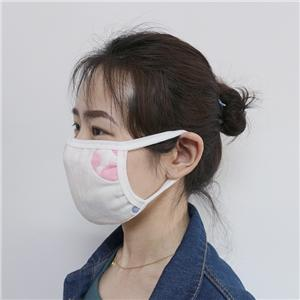 Cotton gauze dust face mask