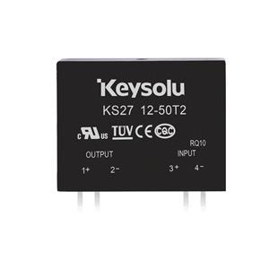 KS27 DC SSR PCB MOUNT-DC输出