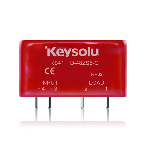 KS41 SSR PCB MOUNT-AC Output