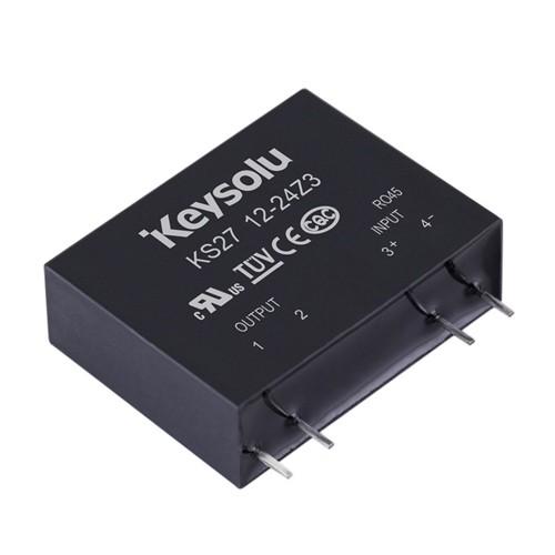 KS27 AC SSR PCB MOUNT-AC Output