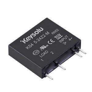 KS4 SSR PCB MOUNT-AC输出