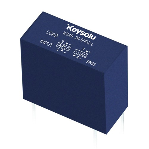 KS40 DC SSR PCB MOUNT-DC Output