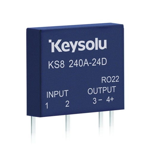KS8 SSR PCB MOUNT-DC Output