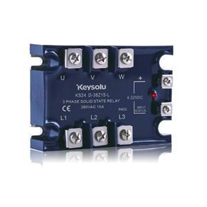 KS24 SSR面板安装 - 交流输出