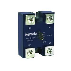KS28 SSR面板安装 - 交流输出