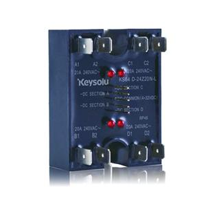KS64 SSR Panel Mount-AC Output