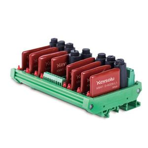 KM41 SSR DIN Rail Mount-Module