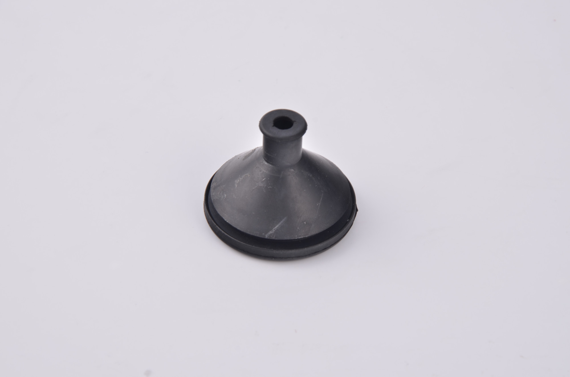 Elbow shape rubber parts