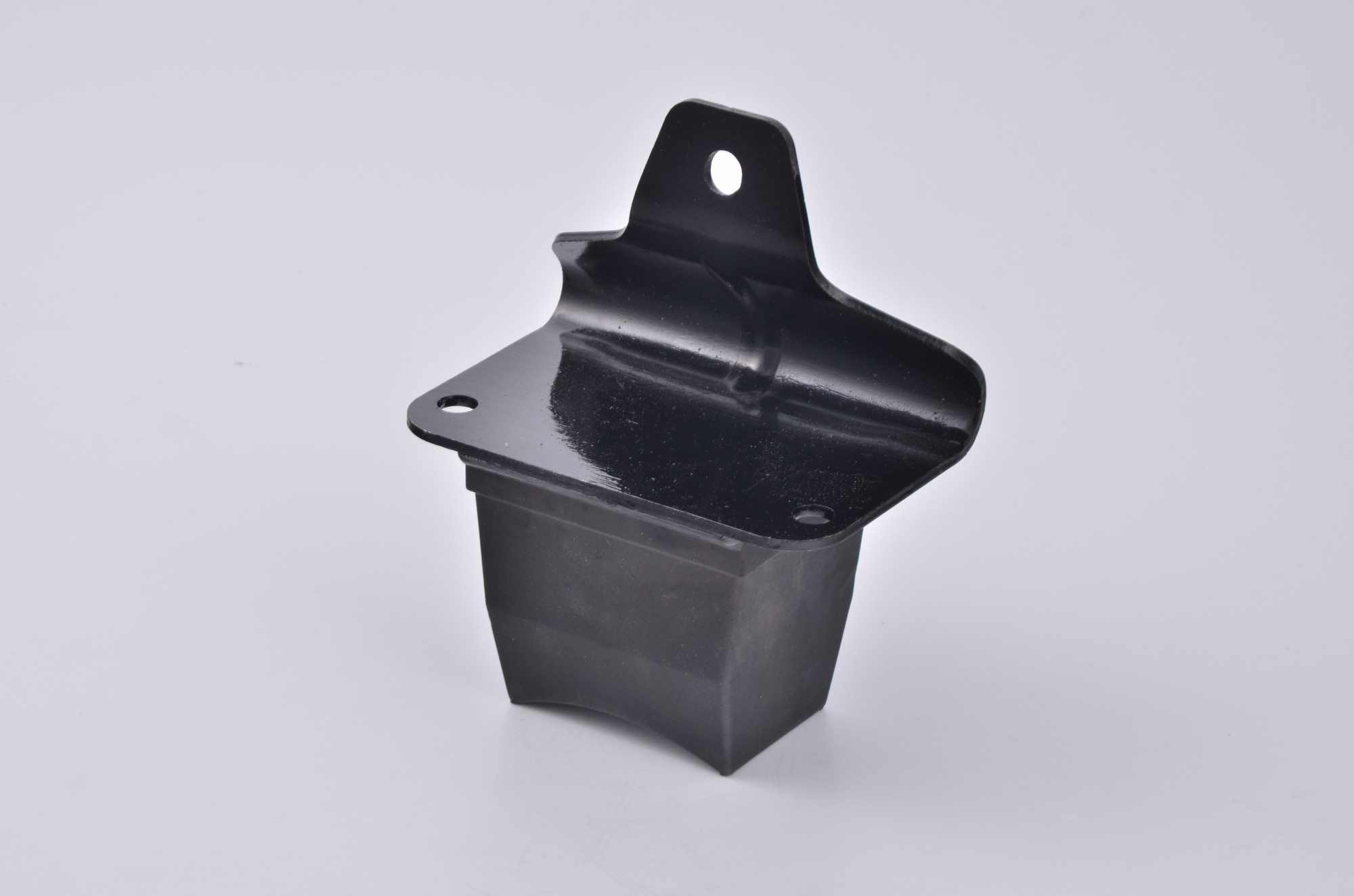 Rubber damping sleeve