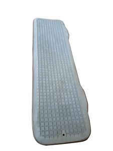 Rubber metal vulcanized splint