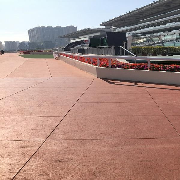 racecourse rubber