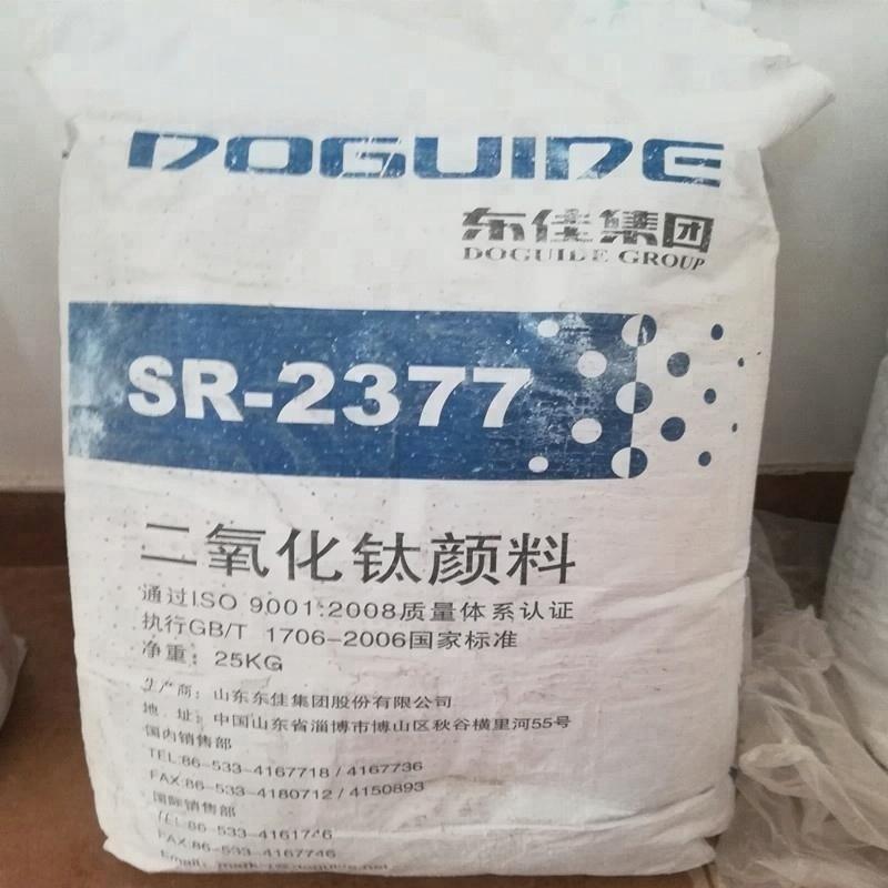 Rutile Titanium Dioxide SR-2377 Manufacturers, Rutile Titanium Dioxide SR-2377 Factory, Supply Rutile Titanium Dioxide SR-2377