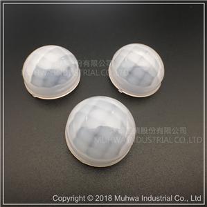 Fresnel Lens With Bracket