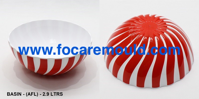 2 COLOR INJECTION MOLDS