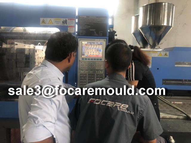 multi-color plastic injection moulds