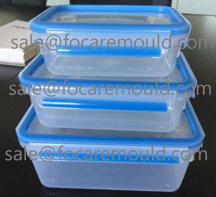 two-color plastic injection mold