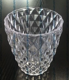 Diamond Plastic Cup Mould